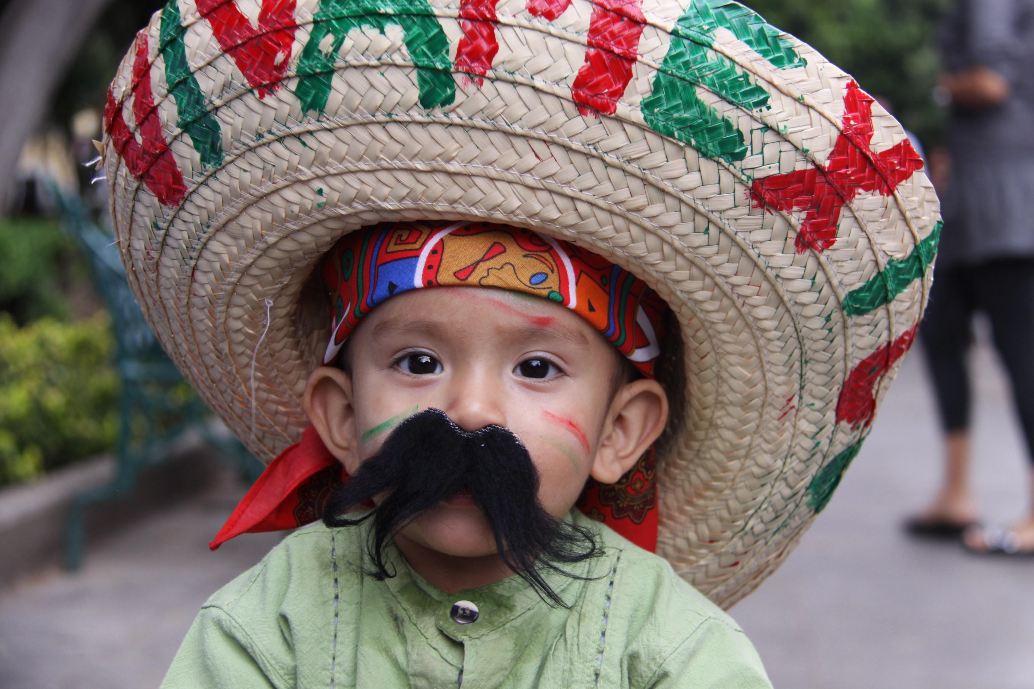 Мексиканские лица фото как формат