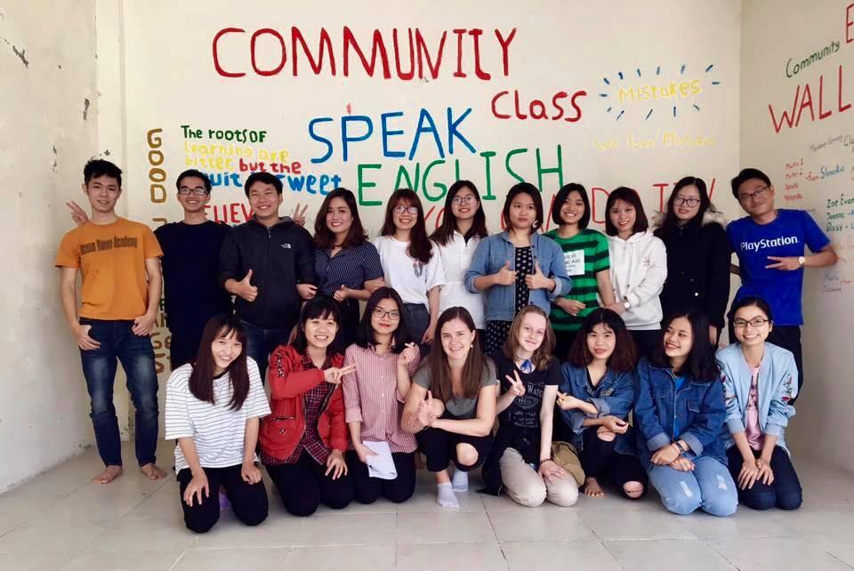 Výuka angličtiny ve Vietnamu